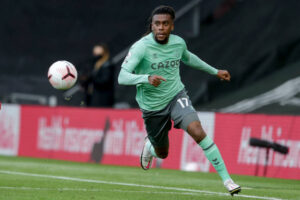 Sportelo.com.ng- Alex Iwobi is ready to play in any position for Everton