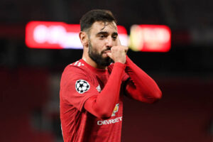 Sportelo.com.ng - Bruno Fernandes reveals why he passed up a hat-trick to give penalty to Rashford