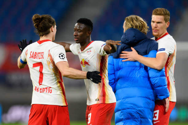 """Ole Gunnar Solskjaer admits Manchester United """"were not good enough """" after crashing out of the champions league 1 Sportelo"""