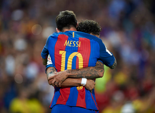 Sportelo.com.ng - PSG star Neymar wants to reunite with Messi In next season