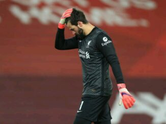 Liverpool Alisson Becker