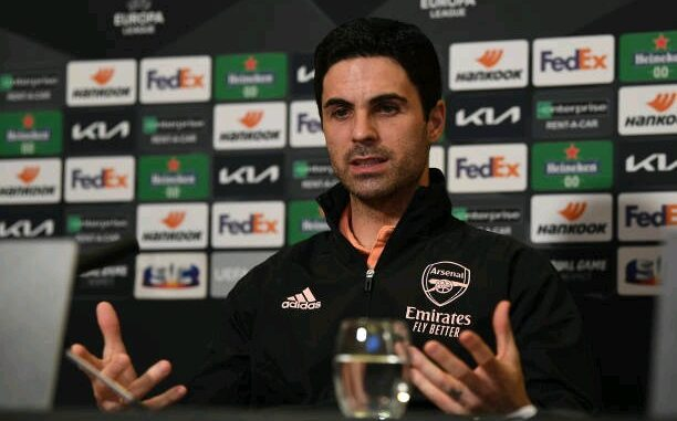 Mike Arteta