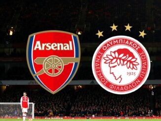 Europa League: Confirmed Arsenal  full Squad for Europa League vs Olympiacos 3 Sportelo