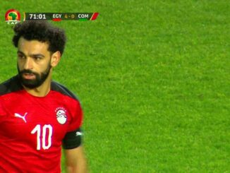 Live Video: Watch Liverpool Mohammed Salah score a brace for Egypt 13 Sportelo