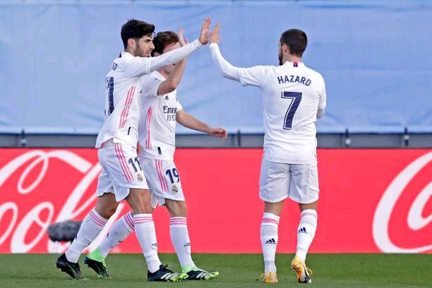 Zinedine Zidane Confirms Real Madrid Squad to tackle Chelsea in the UEFA Champions League 9 Sportelo