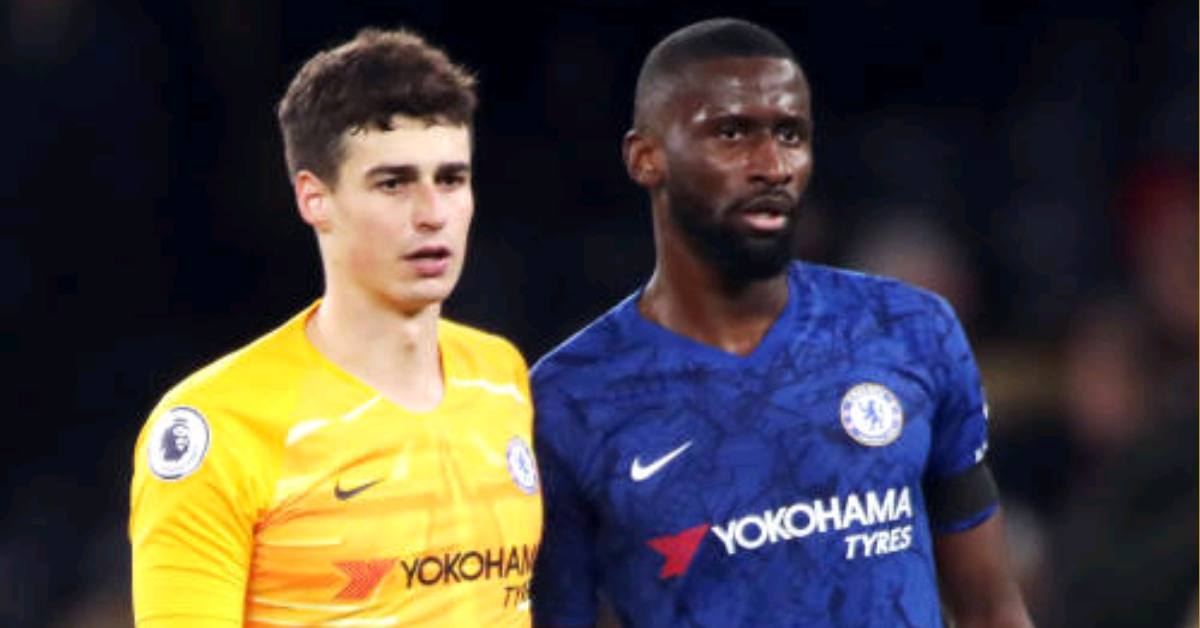 Chelsea duo reconcile after Serious bust-up in training 1 Sportelo