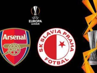 Confirmed Full Arsenal Squad to face Slavia Prague in Europa League 1 Sportelo