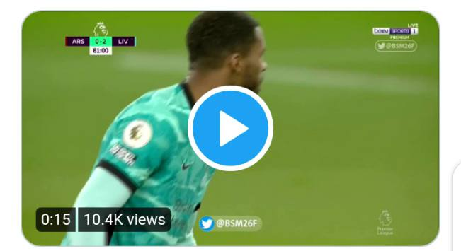 Live Video Arsenal vs Liverpool: Diogo Jota double secures Victory for Liverpool 5 Sportelo