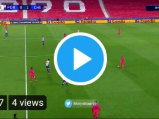Video: Porto 0-2Chelsea : Ben Chillwell makes it 2-0 Goal 7 Sportelo
