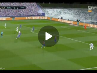 Live Video: RMA vs BAR : Karim Benzema Goal !! 4 Sportelo