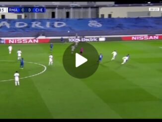 Watch Video: Goal Christian Pulisic gives Chelsea the lead 14 Sportelo
