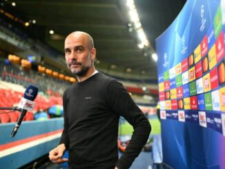 """we were excellent in every department """" says, Pep Guardiola after victory over PSG 5 Sportelo"""