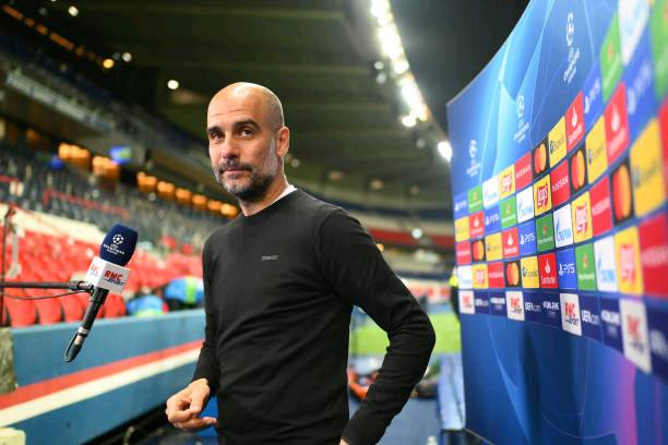 """we were excellent in every department """" says, Pep Guardiola after victory over PSG 3 Sportelo"""