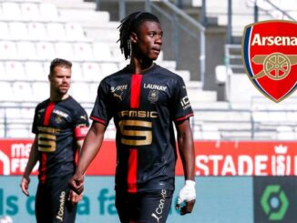 Arsenal targets Rennes star Eduardo Camavinga as summer transfer Priority 4 Sportelo