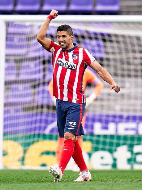 Luis Suarez takes dig at Barcelona after winning La Liga title with Atletico Madrid 1 Sportelo