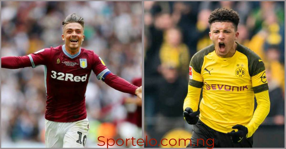 Manchester United players picks Jack Grealish ahead of Jadon Sancho for summer signing 1 Sportelo