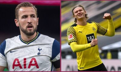 Manchester United makes decision between signing Erling Haaland and Harry Kane 1 Sportelo