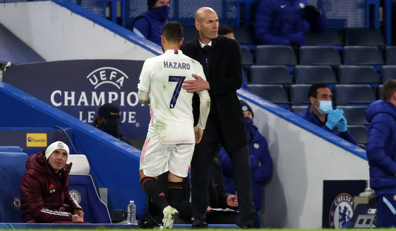 What Eden Hazard did after Chelsea knocked out Real Madrid that shocked everybody 9 Sportelo