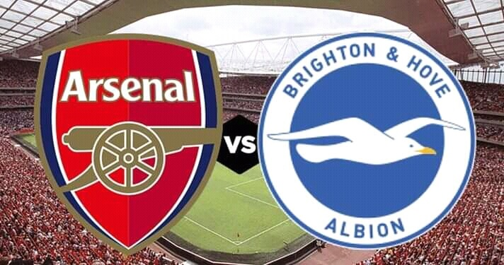 Predicted Arsenal Lineup Against Brighton & Hove Albion; Team news and injury updates 9 Sportelo