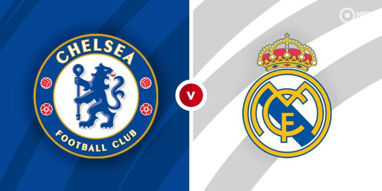 Confirmed Chelsea vs Real Madrid Squad for the semi-finals of the UEFA Champions League 11 Sportelo