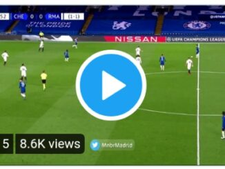 Watch Video: Timo Werner Goal for Chelsea against Real Madrid 14 Sportelo