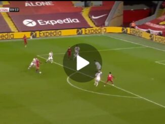 Watch Video: Thiago Alcantara scores first Liverpool goal to boost their hopes of a top-four finish 2 Sportelo