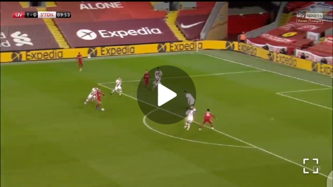 Watch Video: Thiago Alcantara scores first Liverpool goal to boost their hopes of a top-four finish 1 Sportelo