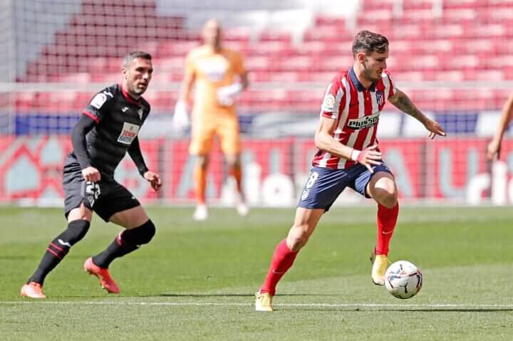 Chelsea considering a move for Athletico madrid Saul Niguez in the summer transfer window 1 Sportelo