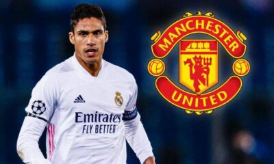 Why Raphael Varane is keen on a move to Manchester United 5 Sportelo