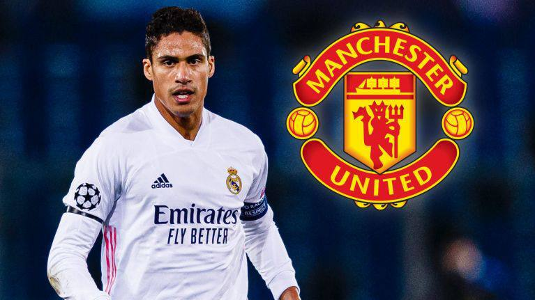 Why Raphael Varane is keen on a move to Manchester United 1 Sportelo