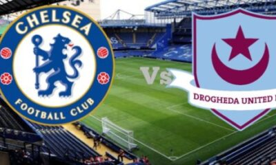 Chelsea vs Drogheda: Match Preview, Venue and Time 12 Sportelo
