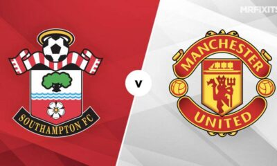 (4-2-3-1) Predicted Southampton vs Manchester United line up, Prediction, preview and team news 7 Sportelo