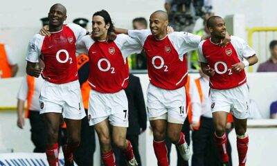 Greatest Arsenal player of all time