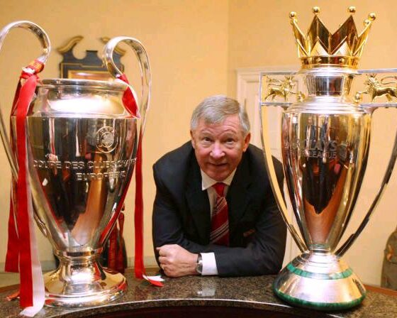 Sir Alex Ferguson is the most successful manager in the world